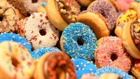 The top 5 donut chains, according to cops