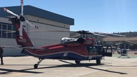San Diego County and utility company agree to share costs of firefighting helitanker lease
