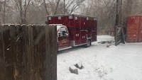 Utah ambulance stolen during call