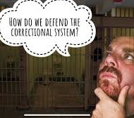 How can we better educate the public about corrections?
