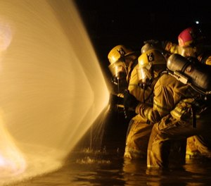 University of Arizona researchers are leading a study that aims to understand the health risks associated with chemicals used in firefighters' protective equipment and foam used to put out fires.