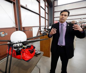 EMS leaders must consider drones as an emergency response tool.