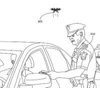 Amazon obtains patent for mini police drones