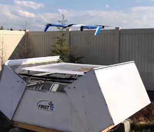 Phirst Technologies will conduct testing of its automated drone first response system, which could be dispatched by 911 operators.