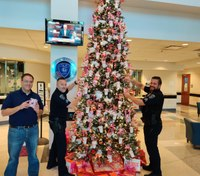 Photo of the Week: A very Dunkin' Christmas