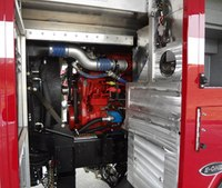 E-One brings back rear-engine fire truck