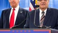 Trump suggests Sheriff Joe pardon is coming
