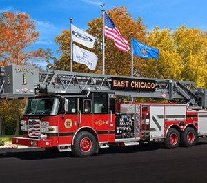 The fire union of East Chicago applauded the city council for voting to reverse shift schedule changes that have firefighters working rotating eight-hour shifts. Should the ordinance pass second and final reading, firefighters will return to their schedule of 24 hours on duty and 48 hours off duty. (Photo/East Chicago Fire Department Facebook)
