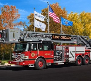 The East Chicago Fire Department recently changed its firefighters' shifts from a 24-hour shift to a rotating eight-hour shift. The city claims a similar change was successful in the District of Columbia, but a D.C. fire official said this was not true. (Photo/East Chicago Fire Department Facebook)
