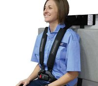 REV Ambulance Group debuts Per4Max seat belt system