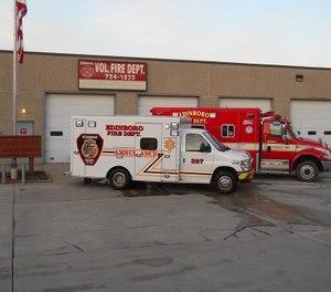(Photo/ Edinboro Volunteer Fire Department )