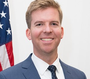 Edward Parkinson has been named as executive director of the First Responder Network (FirstNet) Authority after serving as acting executive director since October 2018.
