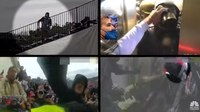 FBI releases videos of 10 'most egregious assaults' on Capitol officers