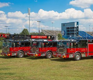 After more than three years of testing, re-testing and appeals, several lieutenants' positions at the East Hartford fire department will finally be filled. (Photo/EHFD)