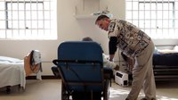 Research analysis: Identifying elderly inmates' healthcare needs