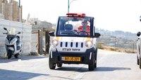 United Hatzalah debuts innovative electric 'Mini-Lance'