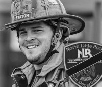 Ark. firefighters honor late paramedic with scholarship