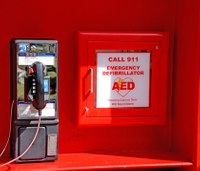 Study: Public not using AEDs despite growing access
