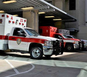 One reason the industry is struggling to attract employees is because of the low beginning pay rate. In 2017, EMTs in Michigan made about $15.56 an hour, which is about $32,300 a year, according to the U.S. Bureau of Labor Statistics. That same year, in Ohio, the average wage for paramedics was $31,410.