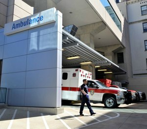 The information the first responder gathers in the field is a critical piece of information for ER physicians. Under the new system, patients are helped by both the physicians and EMTs having better information.