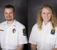 Wis. EMS chief, captain placed on leave pending financial investigation