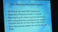 Why hospitals need strong EMS leaders