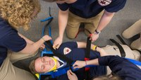 Student-run EMS offers career prep at Ore. college