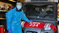 Calif. student EMTs help transport quarantining classmates