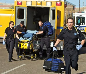 I enjoyed most of my 20 years in the field and rarely regretted my mid-life decision to become a paramedic.