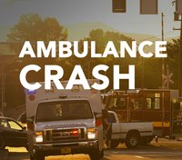 Texas woman dead after ambulance collision