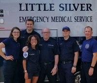 NJ EMS chief thanks EMS providers for saving his life
