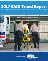 2017 EMS Trend Report: Revealing changes in clinical care, finance and use of technology