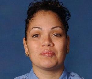 EMT Yadira Arroyo. (Photo/FDNY)