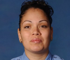 EMT Yadira Arroyo. (Photo/FDNY)