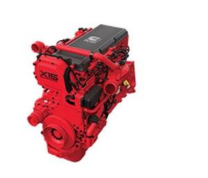 The 2017 X15 Performance Series engine.