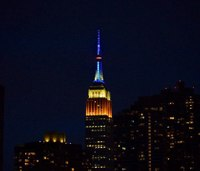 Empire State Building to light up for EMS Week