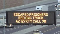 After escape, murder suspects may be in Ariz.
