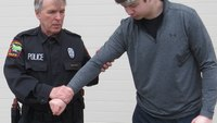 Defensive tactics training: Front compliance
