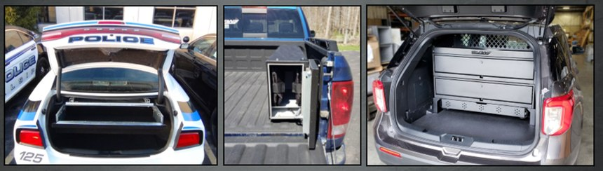Safe weapon storage is fundamental for law enforcement officers. (Courtesy photo)