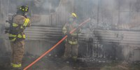 Fire attack: A case for indiscriminate cooling