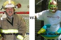 Cold Water Challenge Face-off: Rick Markley vs. Dennis Rubin