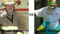 Cold Water Challenge Face-off: Rick Markley vs. Dennis Rubin