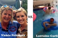 Cold Water Challenge Face-off: Fiery Four Semi-Finals