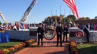 National Fallen Firefighters Memorial Service