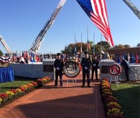 The nation's fallen firefighters honored