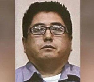Officer IV Ruben Martinez, 48, died Sunday.