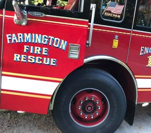 Farmington Fire Rescue Capt. Michael Bell was killed responding to a propane explosion at LEAP Inc. this September. Two local women, Kelsea Pinkham and Angie Alexander, stepped in after the tragedy to organize meals for the department and support those affected by the blast.