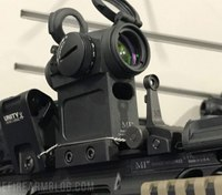 SHOT Show 2020: Midwest Industries Night Vision Tall Mount