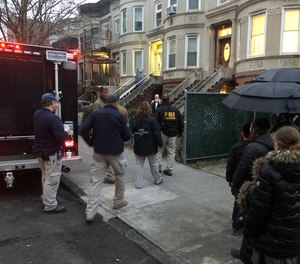 The FBI raids Baruch Feldheim's home after an investigation found he was hoarding PPE and selling it at outrageous markups.