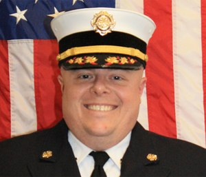 Chief Welch has helped draft and adopt legislation that permitted community paramedicine in Ohio. (Photo/Scioto Township Fire Dept.)